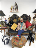 Iris Apfel, Palm Beach, Florida  © Michael Price Photography 2007