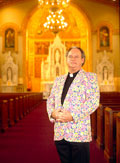 Father Clem Hammerschmidt, Palm Beach, Florida  © Michael Price Photography 2007