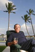 James Patterson, Palm Beach, Florida  © Michael Price Photography 2007